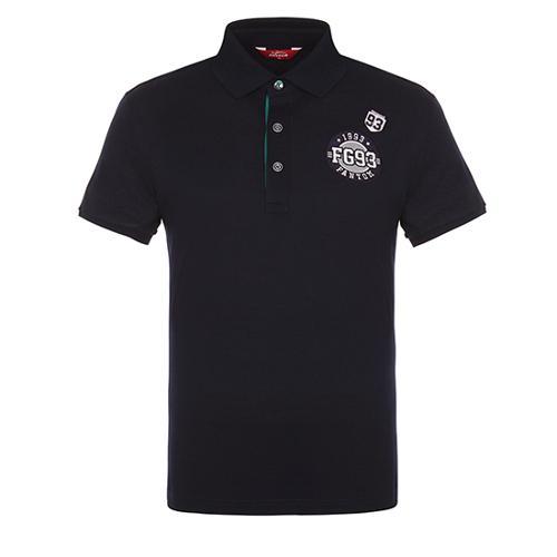 [팬텀]남성 솔리드 카라 반팔 티셔츠 21172TO008_NA