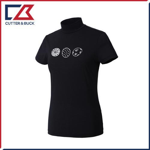 커터앤벅 여성 스판 반팔티셔츠 - PB-11-192-201-41