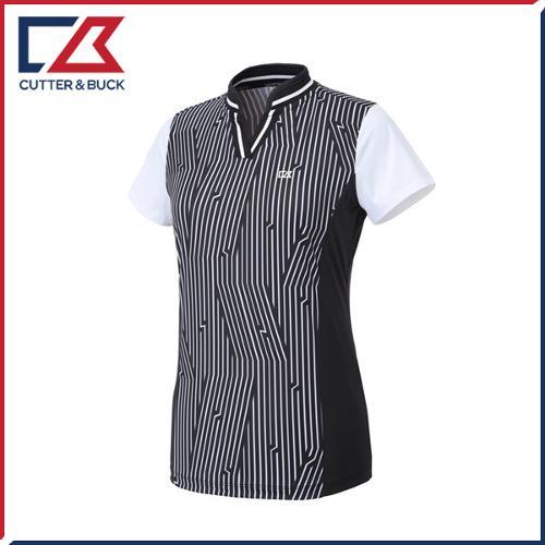 커터앤벅 여성 스판 반팔티셔츠 - PB-11-192-201-44