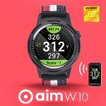 골프버디정품/ AIM W10 시계형 거리측정기