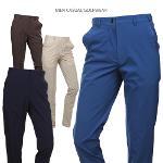 [루센 外] 깔끔하게 입기 좋은 신축성 골프팬츠 6종 택일