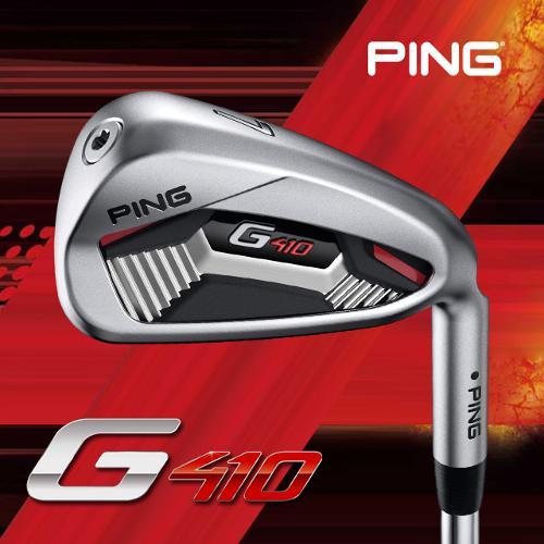 (핑/삼양정품) 2019 PING G410 스틸 8아이언(5~9PUS)
