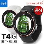 보이스캐디 T4G 시계형 골프 거리측정기(A/S가능)