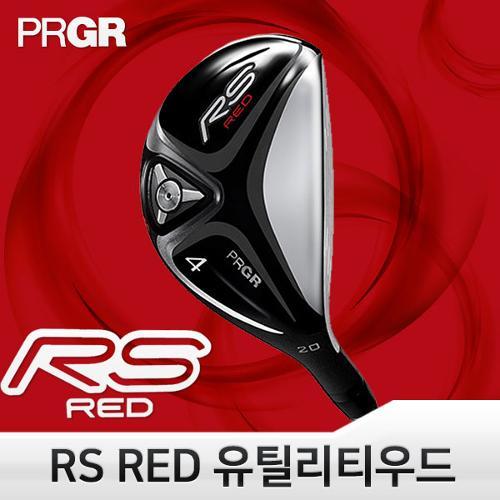 PRGR 2019 RS RED 유틸리티우드 프로기어한국지사정품