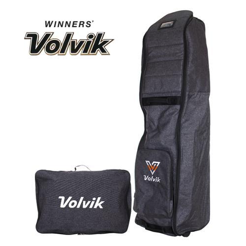 [2019년신제품]볼빅 VAIB-바퀴형 퀼팅 8.5~9인치 캐디백용 항공커버(2.5kg)