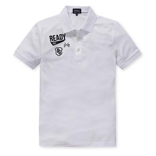 [파리게이츠]남성 캐주얼 로고 반팔 폴로 티셔츠 51272TS902_WH