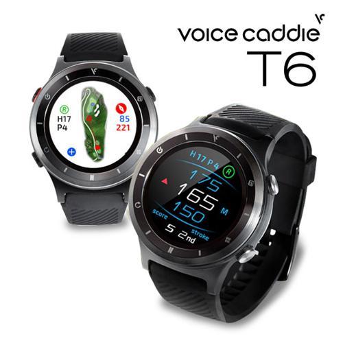 *베스트*보이스캐디 T6 GPS 시계형 골프 거리측정기/필드용품