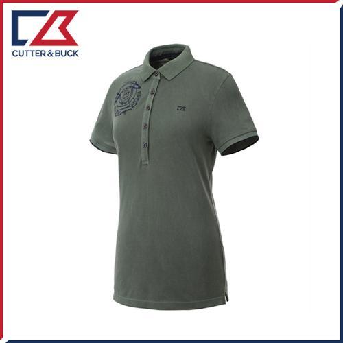 커터앤벅 여성 면 반팔티셔츠 - PB-12-192-201-51