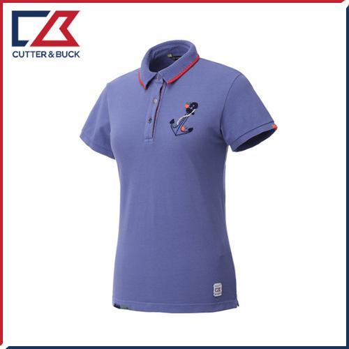 커터앤벅 여성 면 반팔티셔츠 - PB-12-192-201-52