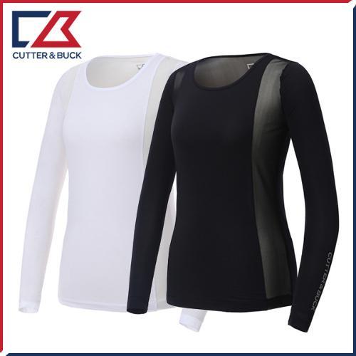 커터앤벅 여성 스판 냉감티셔츠 - PB-11-192-201-33