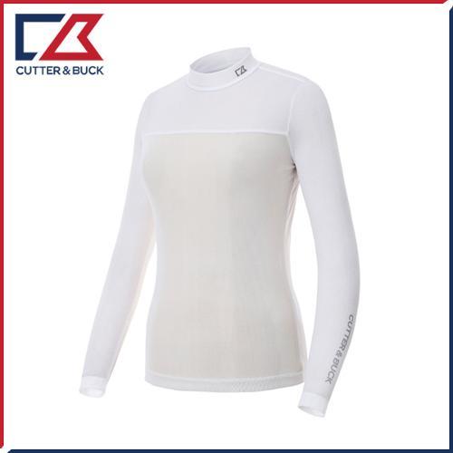 커터앤벅 여성 스판 냉감티셔츠 - PB-11-192-201-34