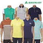 GREENJOY그린조이 남여 여름 골프의류 티셔츠/바지/큐롯 특가모음