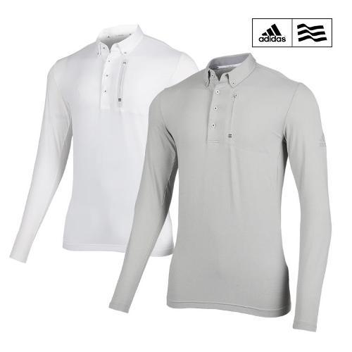 아디다스 SS 남성 클라이마쿨 긴팔 티셔츠_CZ1500 CZ1501_골프웨어 골프의류