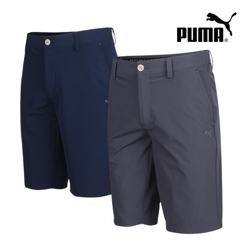 푸마 SS 남성 반바지_928223_의류 골프웨어 PUMA M GOLF PANTS