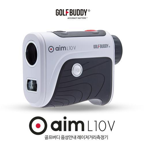 골프버디 2019 Aim L10V 레이저 골프거리측정기/음성기능탑재
