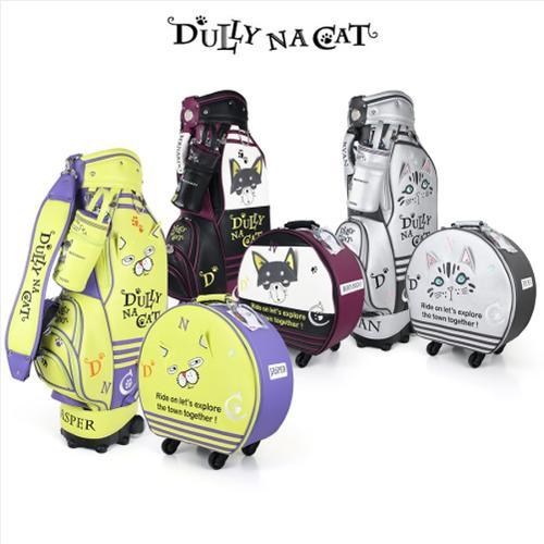 둘리나캣 정품/ 둘리나캣 DNC-CB0124 휠 백세트