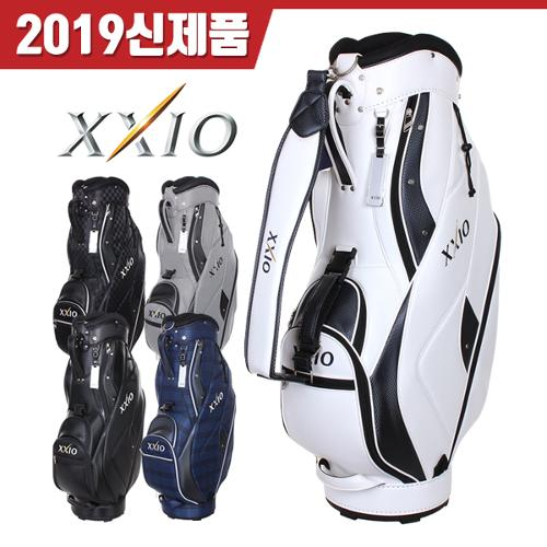 [2019년신제품]젝시오 GGC-X105 어쎈틱 2.9kg초경량 9.5인치 캐디백-5종칼라