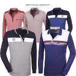 [쟌피엘 外] 스타일리시한 기능성 골프 긴팔티셔츠 4종 택일