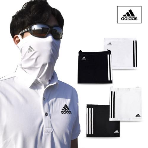 아디다스 UV 컷 넥 쿨러 골프용품 자외선차단 필드용품