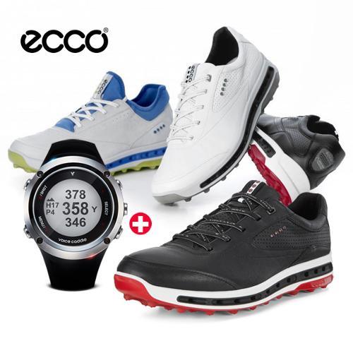 보이스캐디 T2A 증정/에코 쿨 프로 남성 골프화 155314 /155304