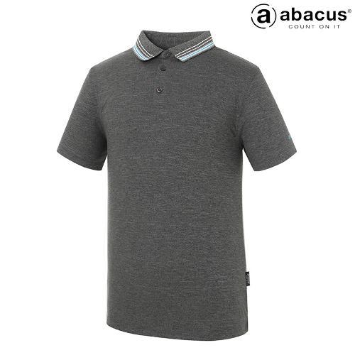 ★[아바쿠스] 남성 카라 포인트 반팔 티셔츠 AH21TSM6618_670