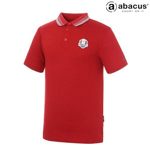 ★[아바쿠스] 남성 카라 포인트 반팔 티셔츠(ryders) AH21TSMR618_400