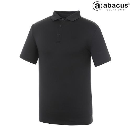 ★[아바쿠스] 남성 뒷 띠배색 카라 반팔 티셔츠 AI21TSM6655_600