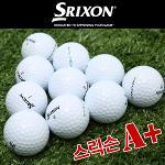 [스릭슨] SRIXON 2피스 로스트볼/골프공 A+등급_10알 구성_245249