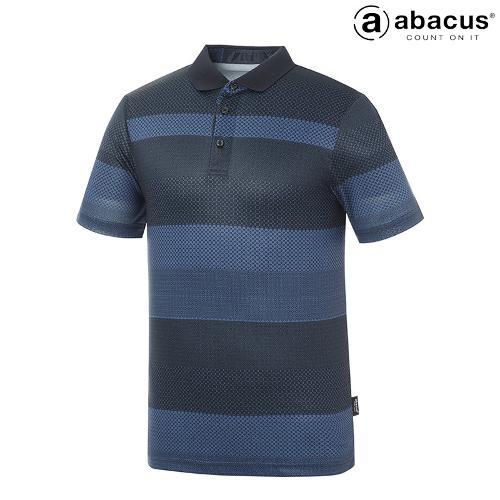★[아바쿠스] 남성 배색 카라 반팔 티셔츠 AI21TSM6628_300