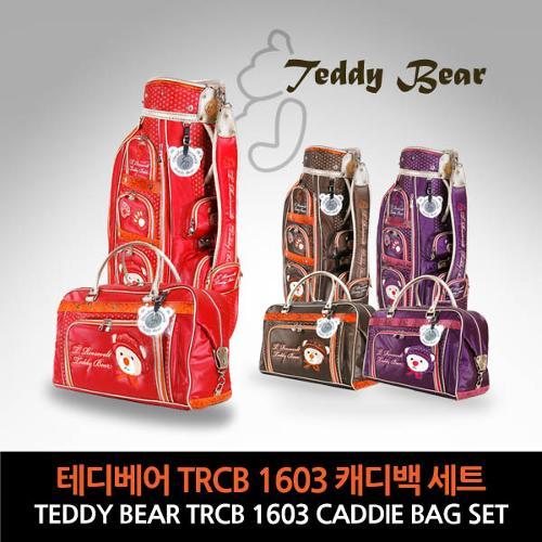 [정품]테디베어 정품 TRCB-1603 골프백세트