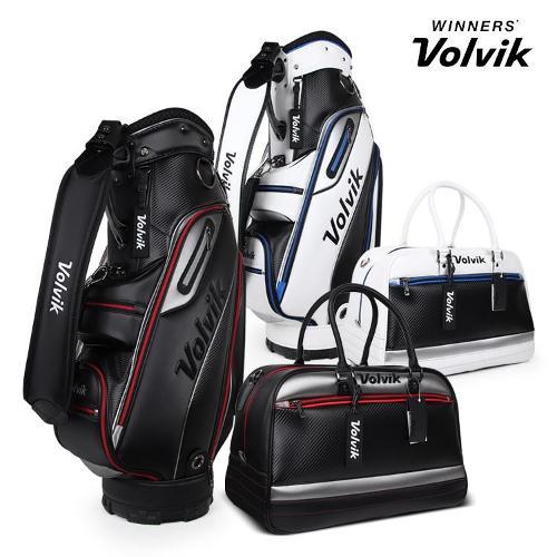 2019 볼빅 VAIB 스포츠 PU 보스턴백 캐디백세트 VOLVIK VAIB SPORTS PU BAG SET 골프용품 필드용품