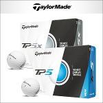 테일러메이드 19 NEW TP5 TP5x 골프볼 5피스/12알
