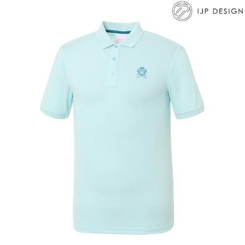 ★[IJPD] 클래식 솔리드 카라 반팔 티셔츠 SS167_151