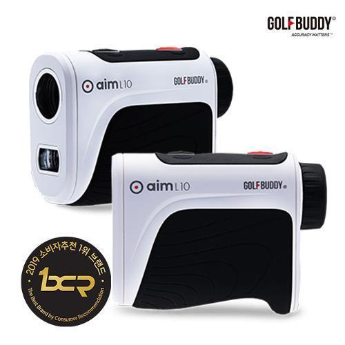 골프버디 2019 신형 aim L10 레이저 골프거리측정기(음성미지원)