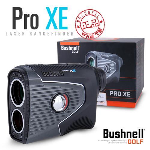 [카네정품] 부쉬넬 PRO XE 레이저 골프 거리측정기