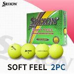 던롭 스릭슨 SRIXON SOFT FEEL-11 2피스 골프공 골프볼