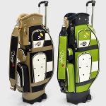 데니스골프 정품/ QAIXLCB 695 골프 캐디백/ 바퀴형