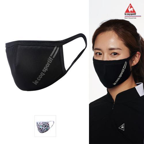 [르꼬끄골프] [19SS]남녀공용 나노필터 미세먼지 마스크 (G9221MET13)