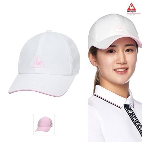 [르꼬끄골프] [19SS]여성 시그니처 볼캡 모자 (G9122LCP11)