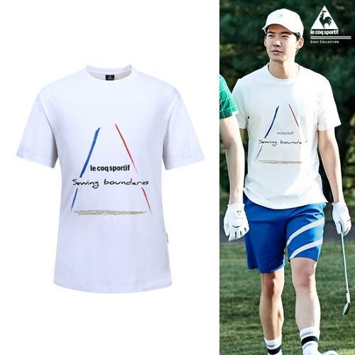 [19SS]남성 하동호 콜라보 반팔 티셔츠 (G9121MRS21)