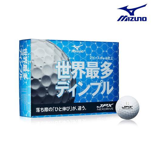 미즈노코리아 JPX 넥스드라이브 2피스 골프공