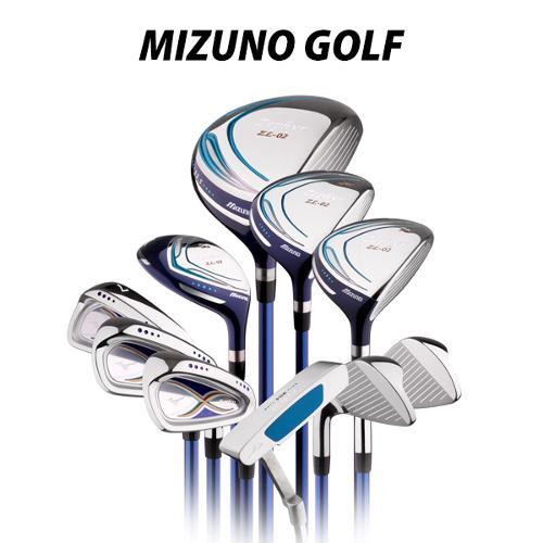 미즈노 제퍼 여성 클럽 풀세트 여자 골프채 세트 10EA