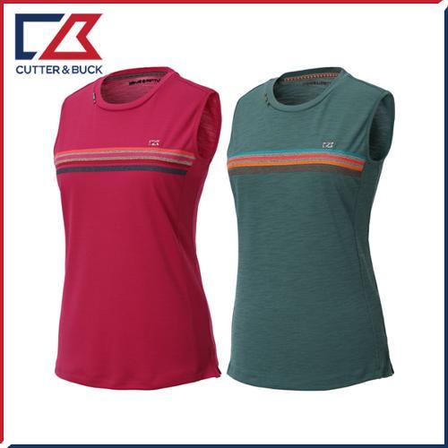 커터앤벅 여성 U넥 민소매티셔츠 - PB-11-192-231-20