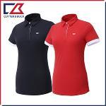 커터앤벅 여성 스판 반팔티셔츠 - PB-11-192-201-48