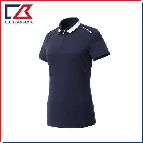 커터앤벅 여성 스판 반팔티셔츠 - PB-11-192-201-45