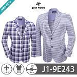 [JEAN PIERRE] 쟌피엘 남성 체크자켓 마이 Model No_J1-9E243