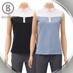 보그너 여성 배색 민소매티셔츠 - BN-01-192-231-29