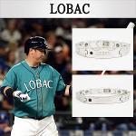 로박 정품 LOBAC 이대호 류현진 착용 스포츠 게르마늄 팔찌