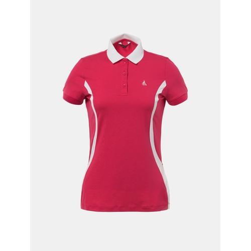 [빈폴골프] 여성 핑크 기능성 두잉 티셔츠 (BJ8442A12X)