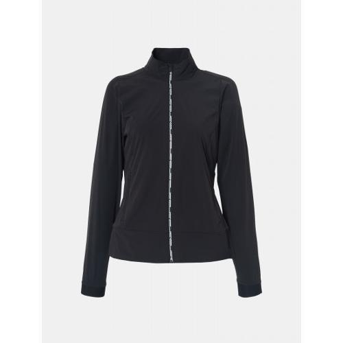 [빈폴골프] [NDL라인] 여성 블랙 백 로고 경량 바람막이 (BJ9339L405)